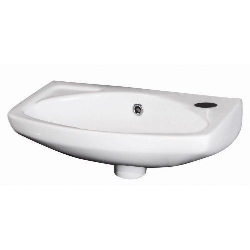 450mm Square Wall Hung Basin - 1 Tap Hole